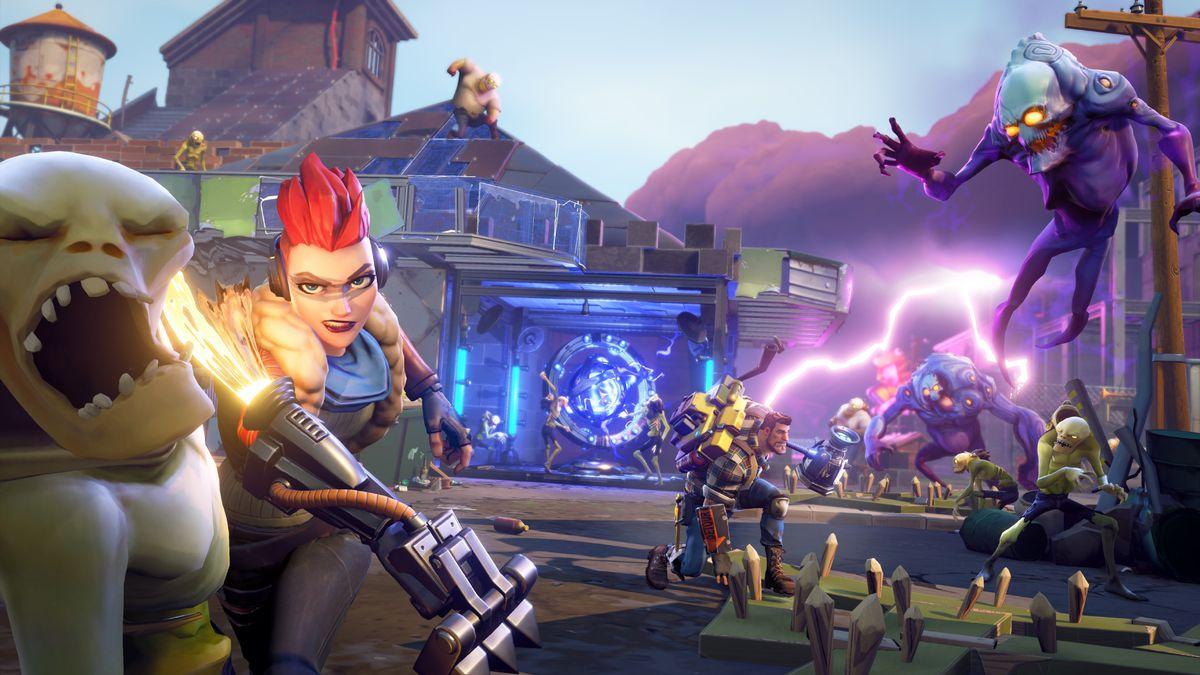 Cross-Play zwischen PS4 & Xbox in Fortnite war möglich, aber ein Fehler