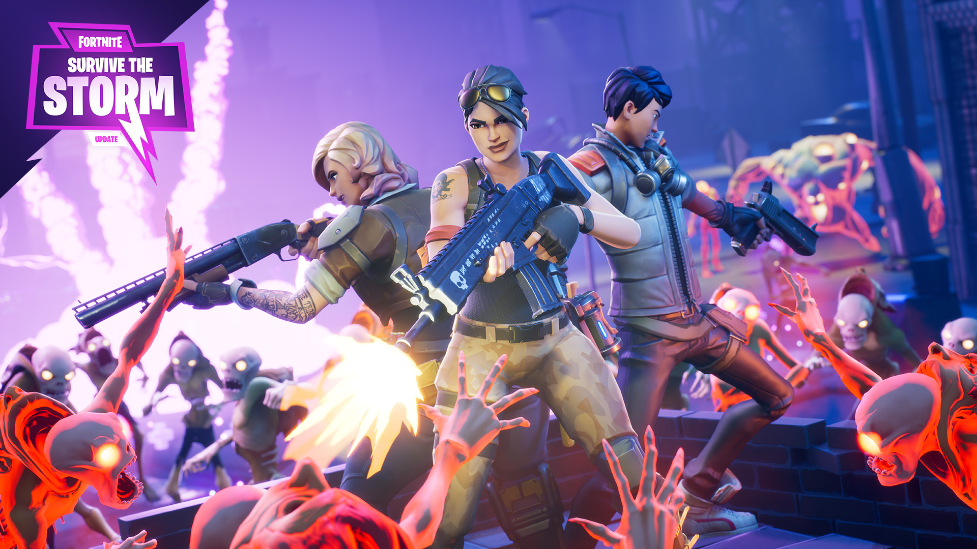 Fortnite: Epic und MS wollen Crossplay zwischen Xbox One und PS4
