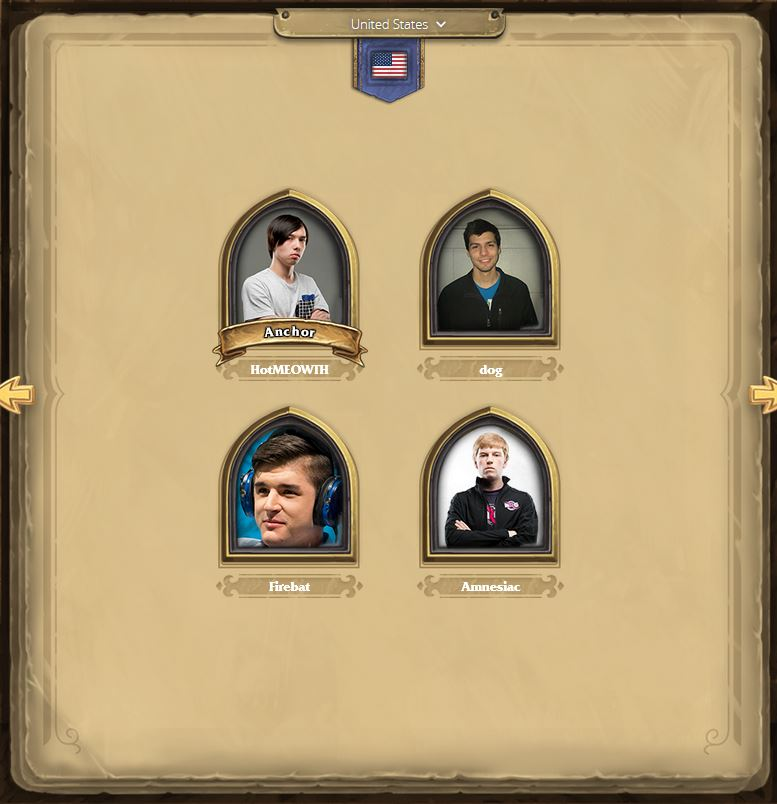 Hearthstone Champion USA