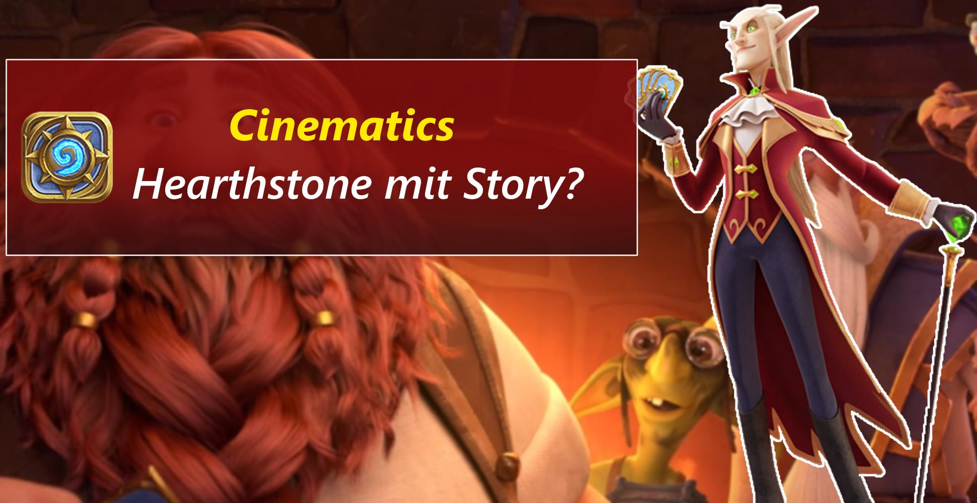 """Hearthstone: """"Gute Laune""""-Cinematic soll Geist des Spiels einfangen"""