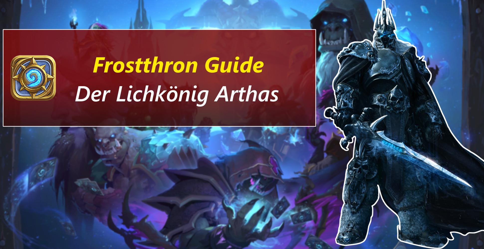Hearthstone Guide: So besiegt ihr den Lichkönig!