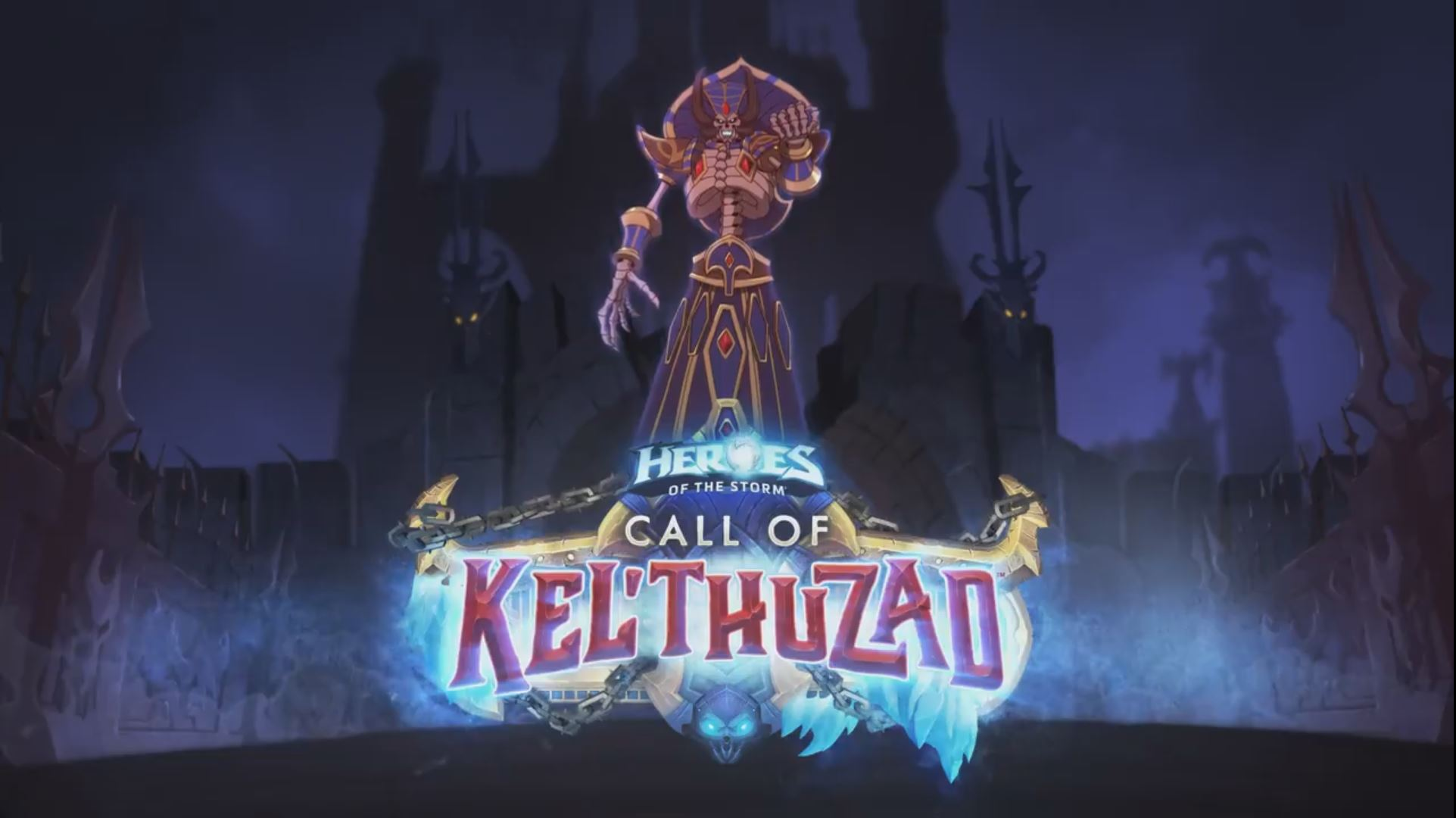 of the Storm Call of Kel'thuzad