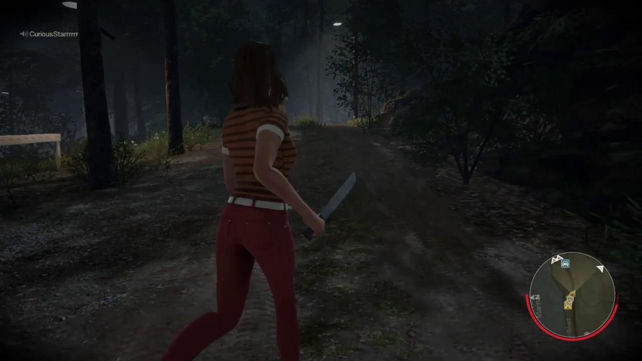 Jenny greift zur Machete und läuft Amok – Trolle bei Friday the 13th