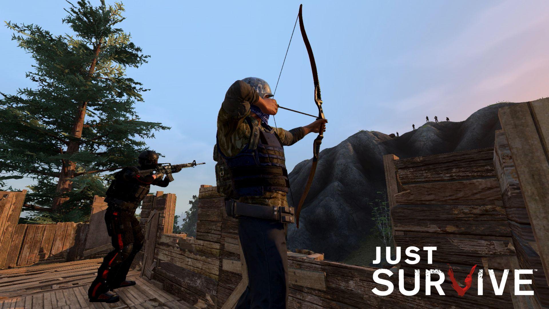 Neuer Name, neues Spiel – Just Survive trennt sich von H1Z1