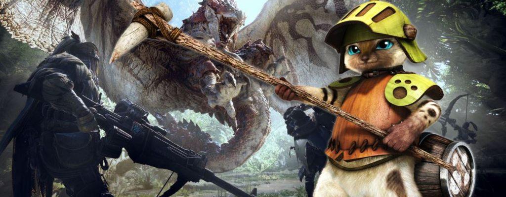 Keine Angst vor Monster Hunter World! – Anfänger können Mentoren mieten