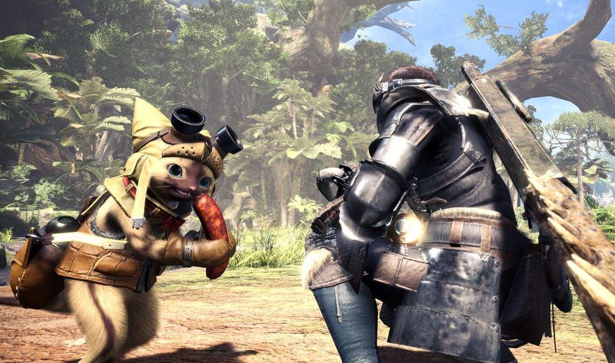 So funktioniert der Multiplayer in Monster Hunter World: Video-Guide