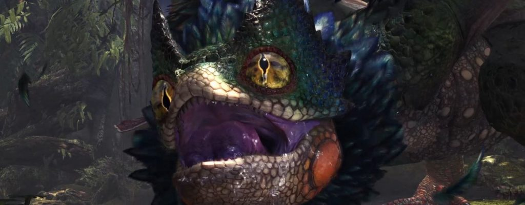 "Neuer ""Monster Hunter World""-Trailer zeigt 4 unbekannte Monster"