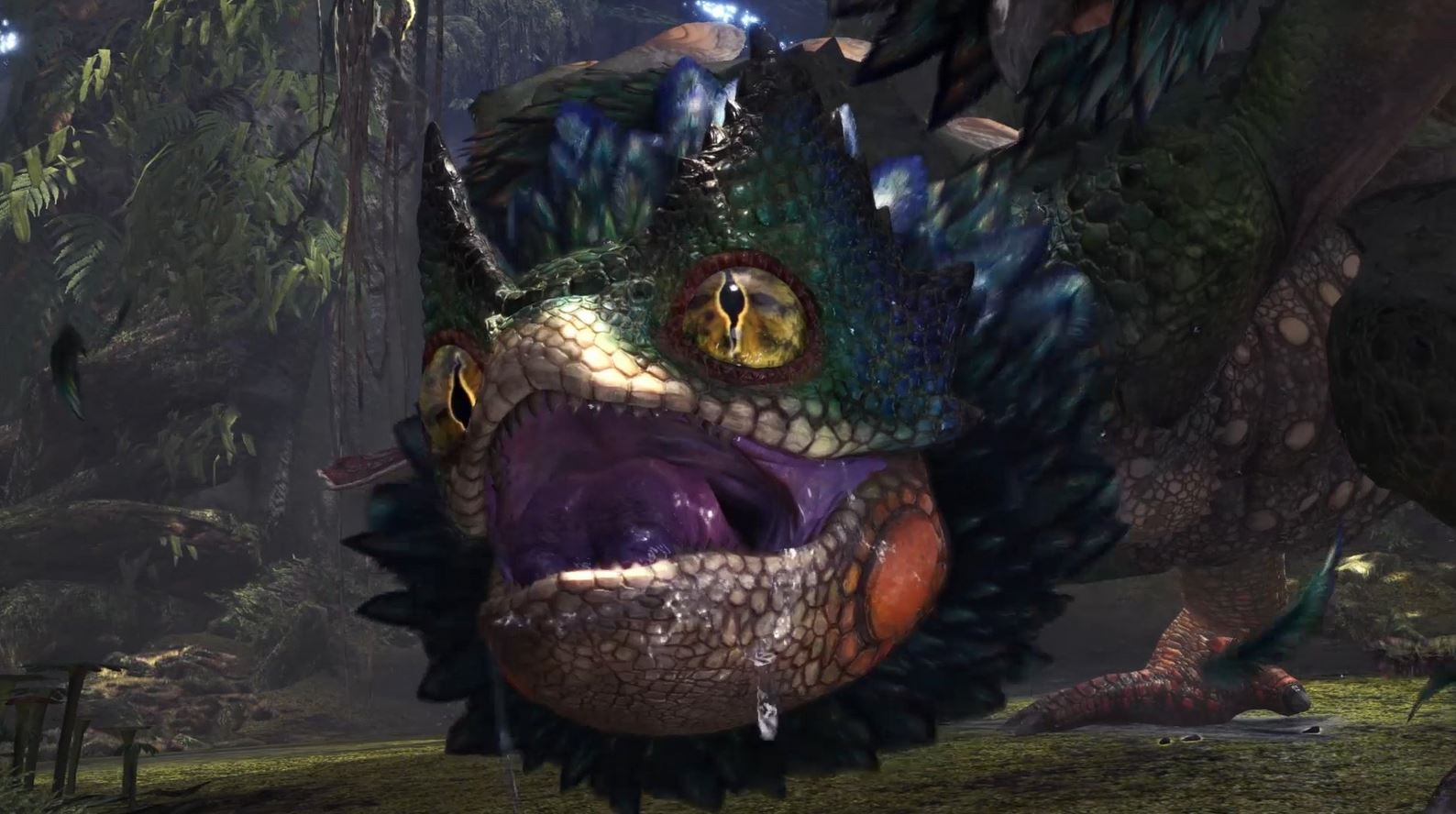 "Neuer ""Monster Hunter World""-Trailer zeigt 4 unbekannte Monster"