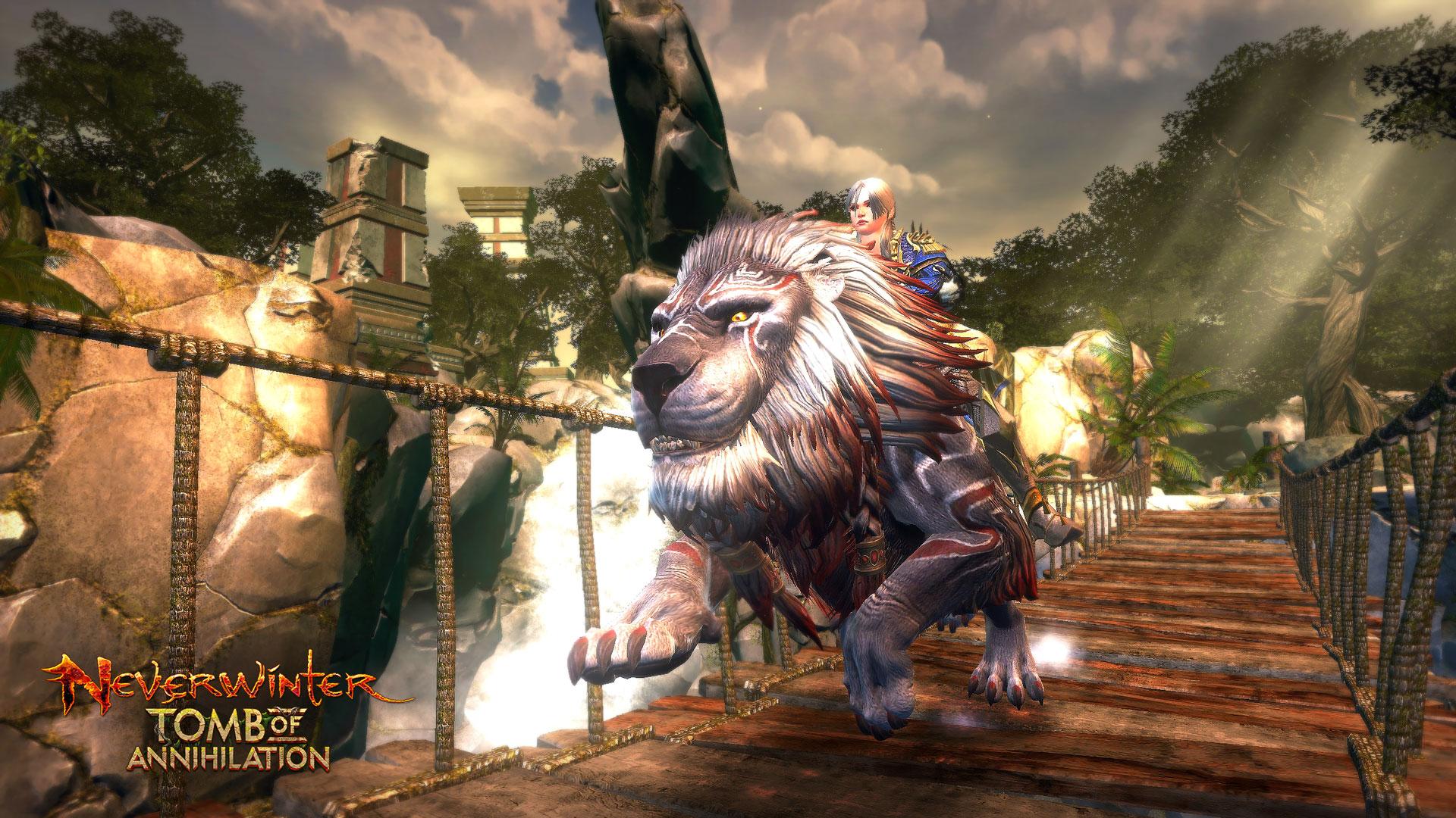 Neverwinter hat nun auch auf PS4 & Xbox One das neue, bessere PvP