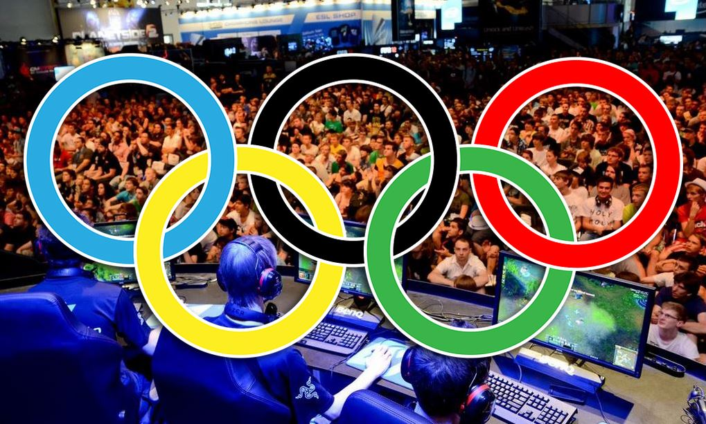 eSports bei Olympia 2024 in Paris? Das Komitee überlegt