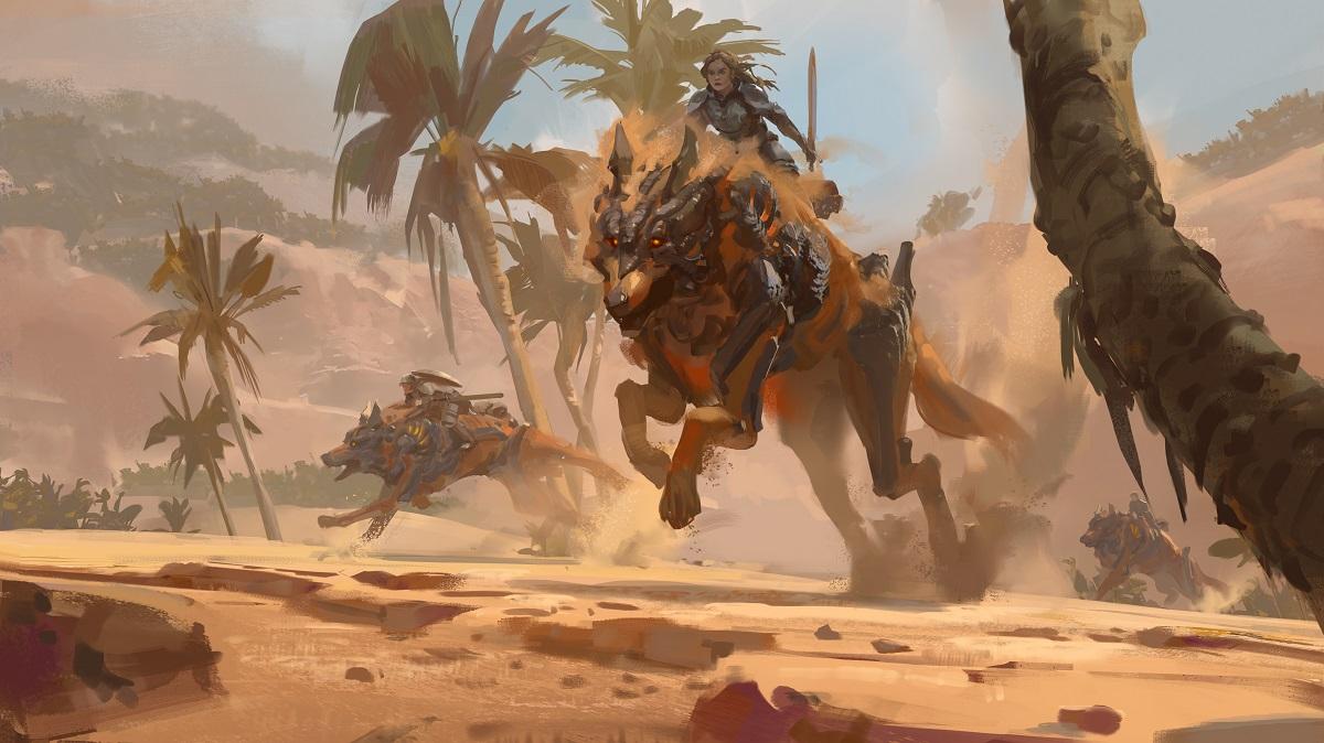 Guild Wars 2: Addon Path of Fire konzentriert sich auf neuen Content