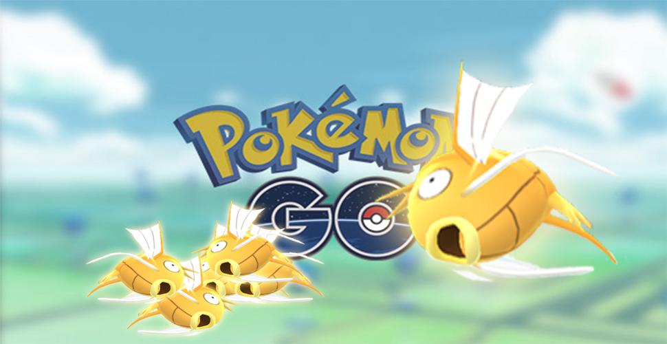 Fisch gegen Fisch – Pokémon-GO-Trainer treten im Raid mit Karpador an