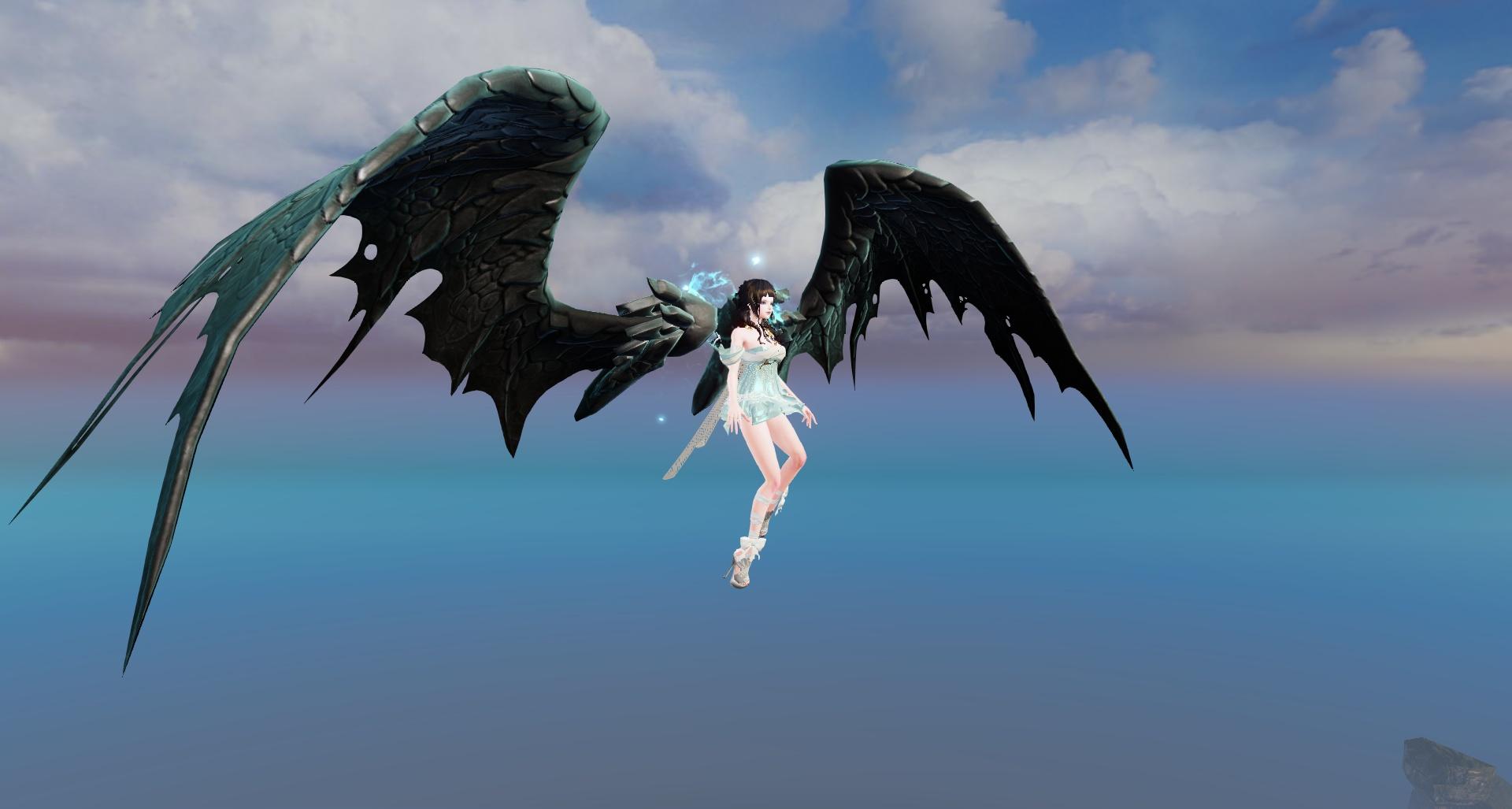 Revelation Online:  Gewinnt coole Drachenflügel für eure Helden