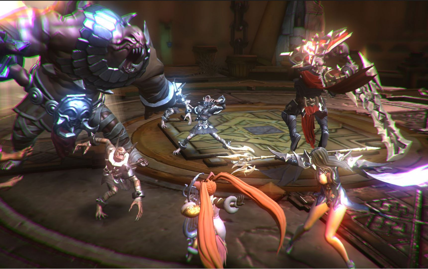 AAA-MMO Royal Blood will PC-MMORPG auf Mobile werden