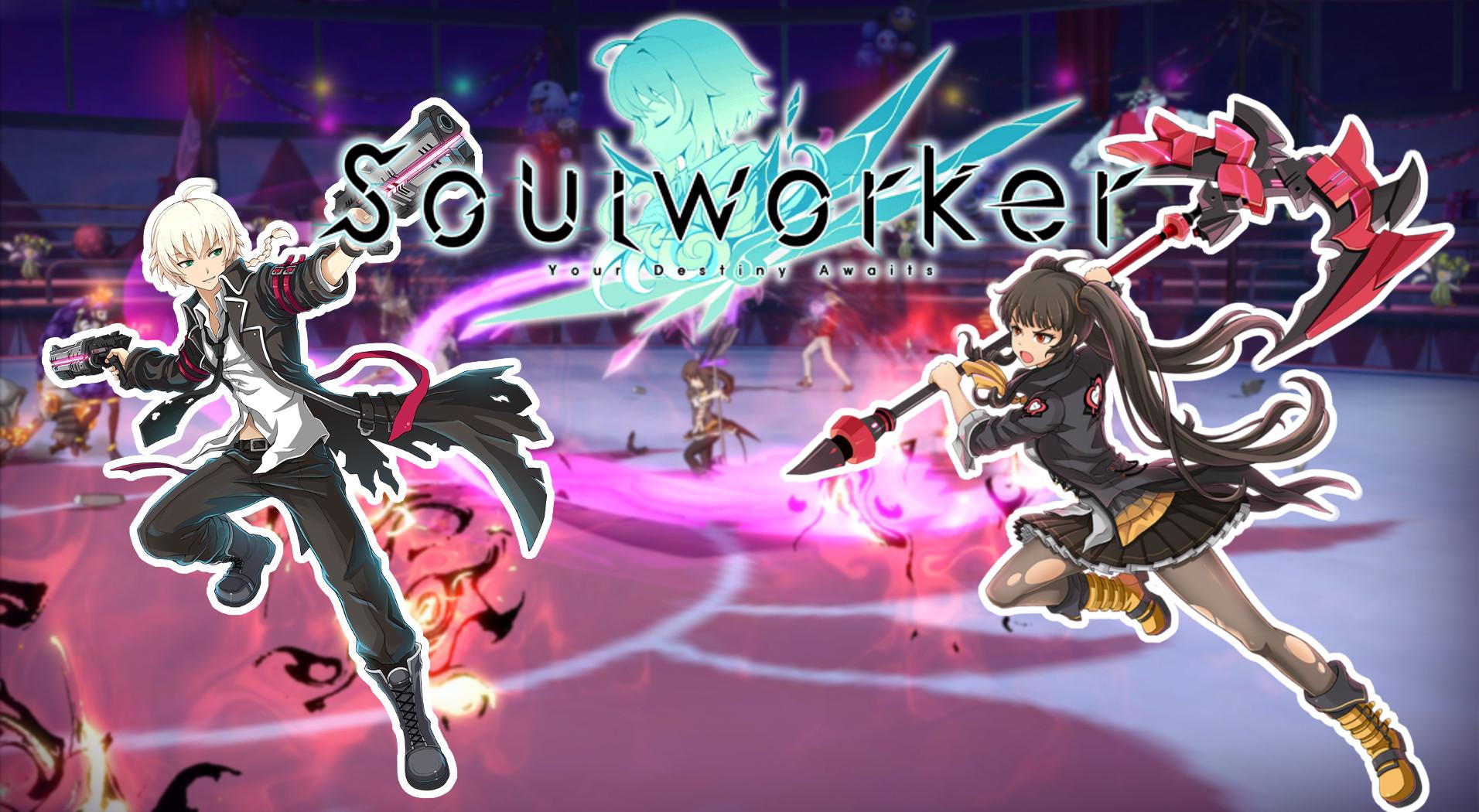 Soulworker – Das Anime-MMO ist jetzt in der Open Beta