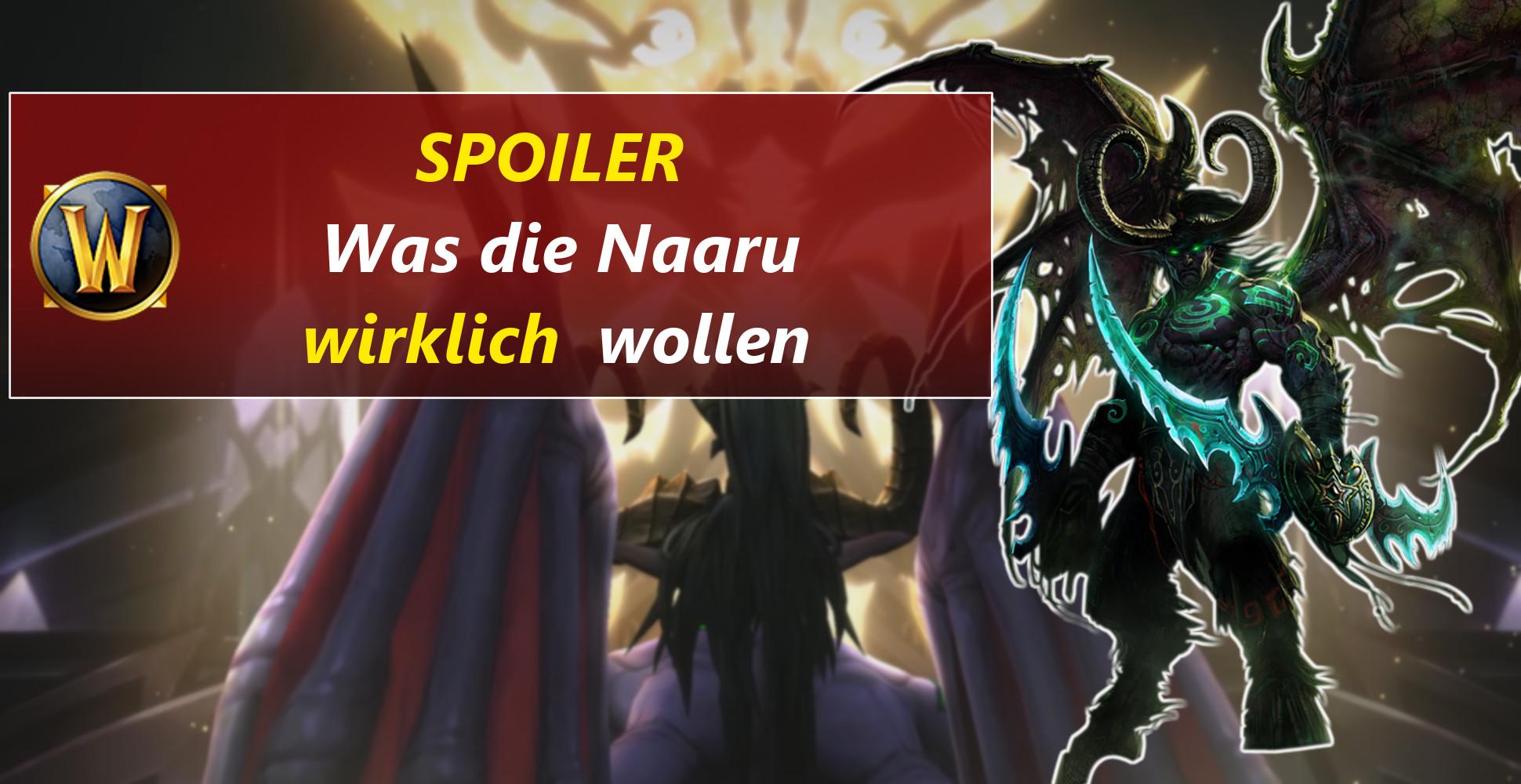 WoW: Neues Cinematic zu 7.3 zeigt dunkle Wahrheit über die Naaru
