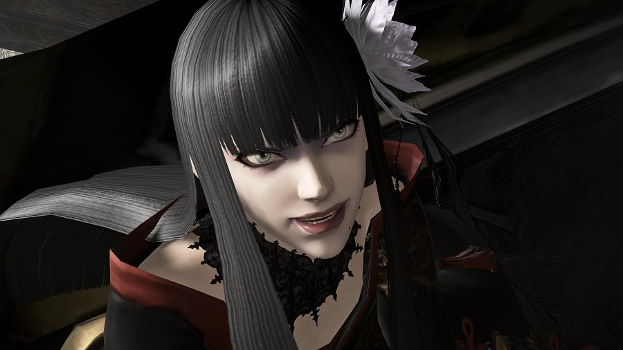 """Darum sagt der Final-Fantasy-XIV-Chef zu einer Frau """"Tritt auf mich"""""""