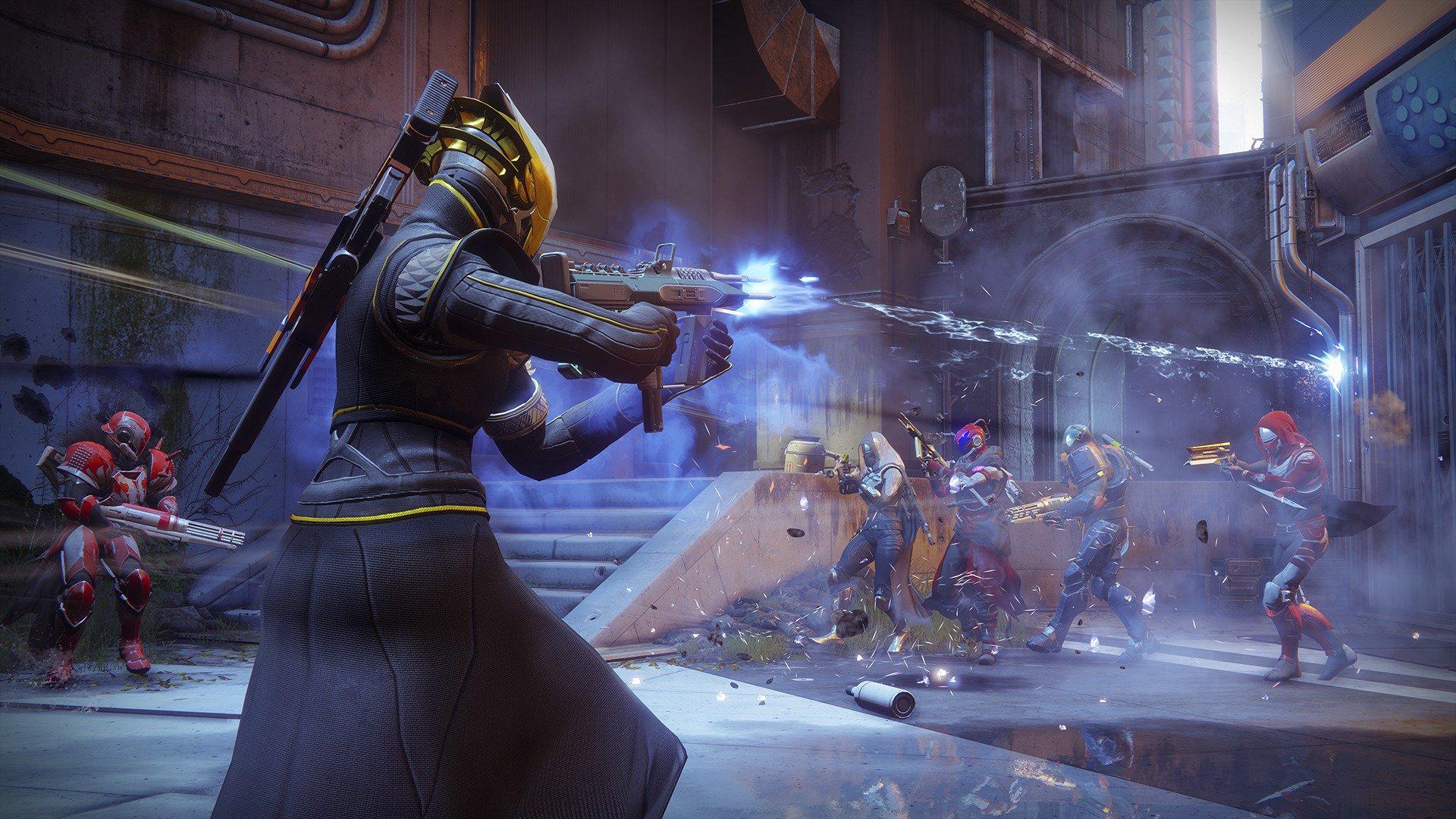 Destiny 2: Die TTK aller Waffen – So langsam ist der Schmelztiegel wirklich