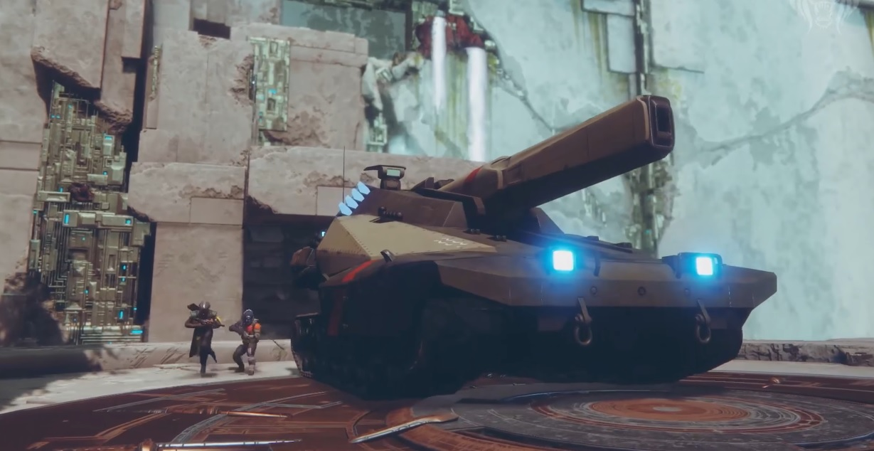 Destiny 2 Leak – Ein Blick auf den neuen Händler