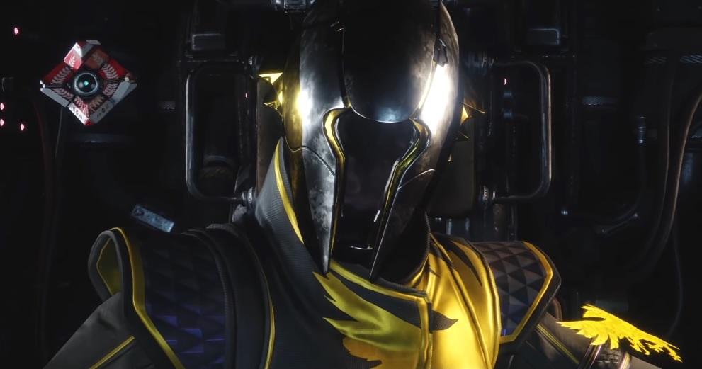 Destiny 2: Story-Infos – Der Konsul ist die Figur an Ghauls Seite