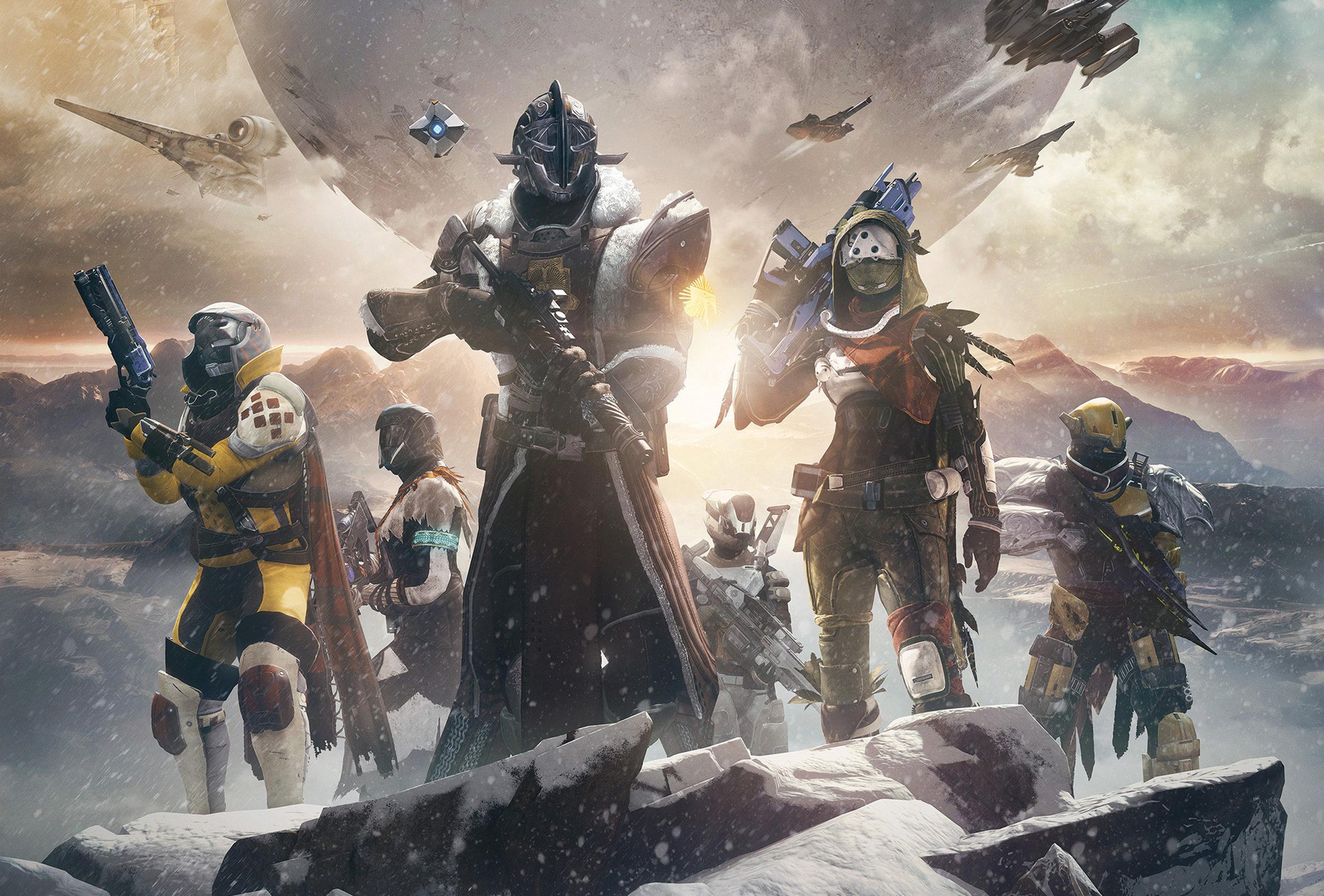 Destiny 2 fehlt das, was viele Spieler so hassen: der Grind