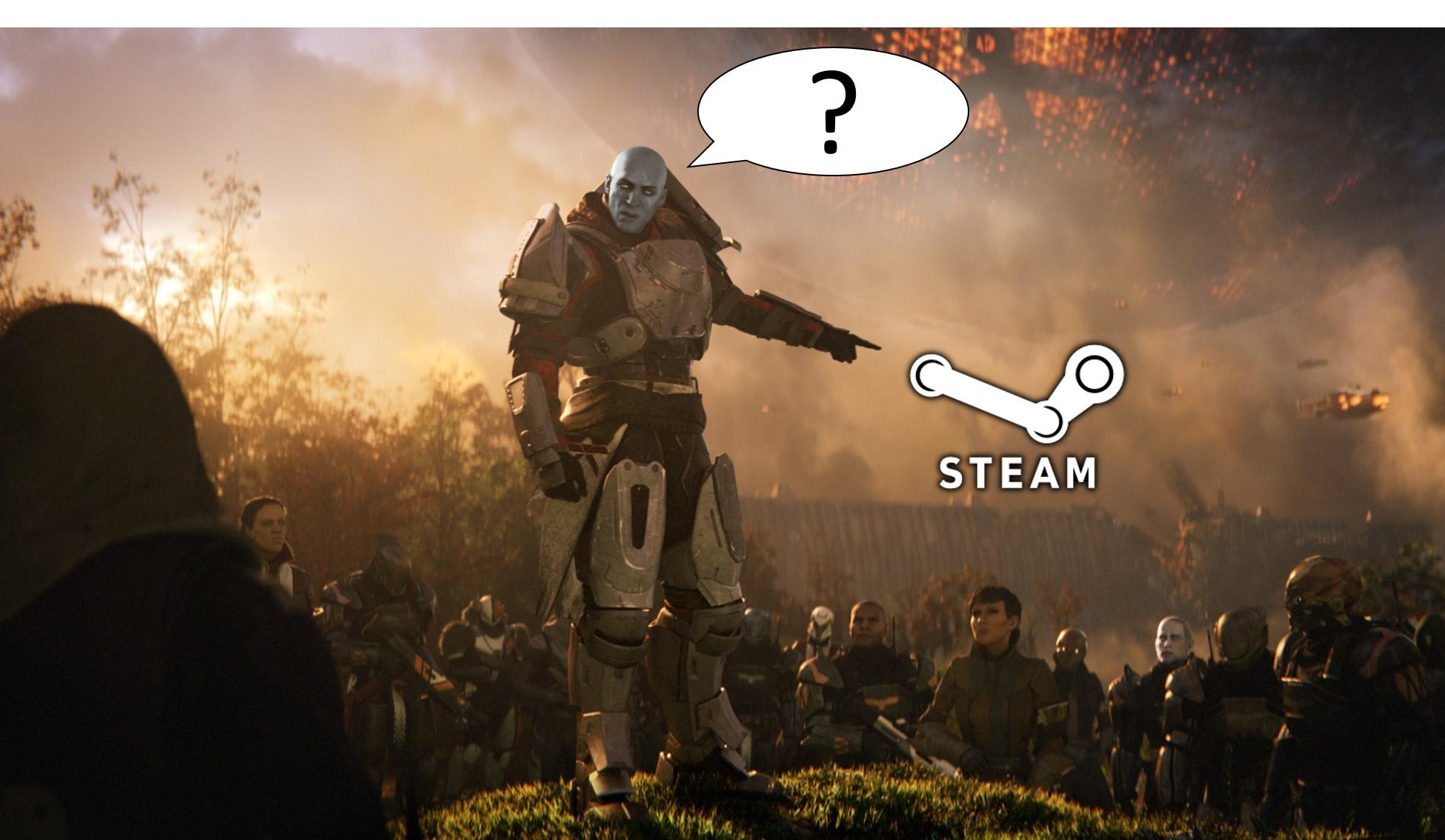 """Destiny-Währung """"Silber"""" taucht auf Steam auf, sorgt für Verwirrung"""