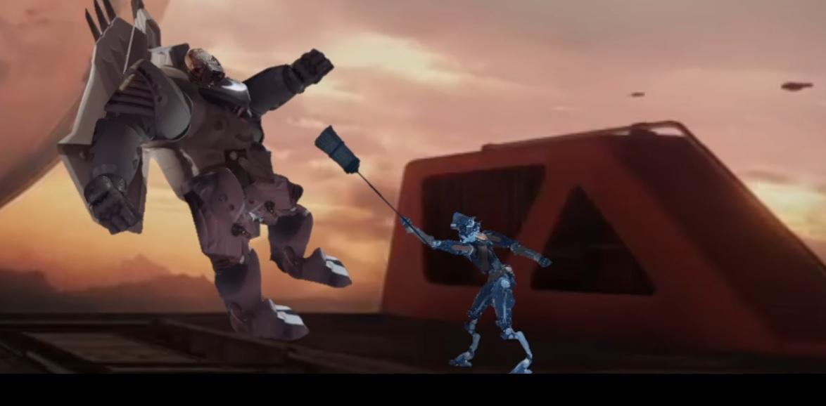 Destiny: Sweeper Bot räumt auf, macht kurzen Prozess mit Ghaul – MOTW