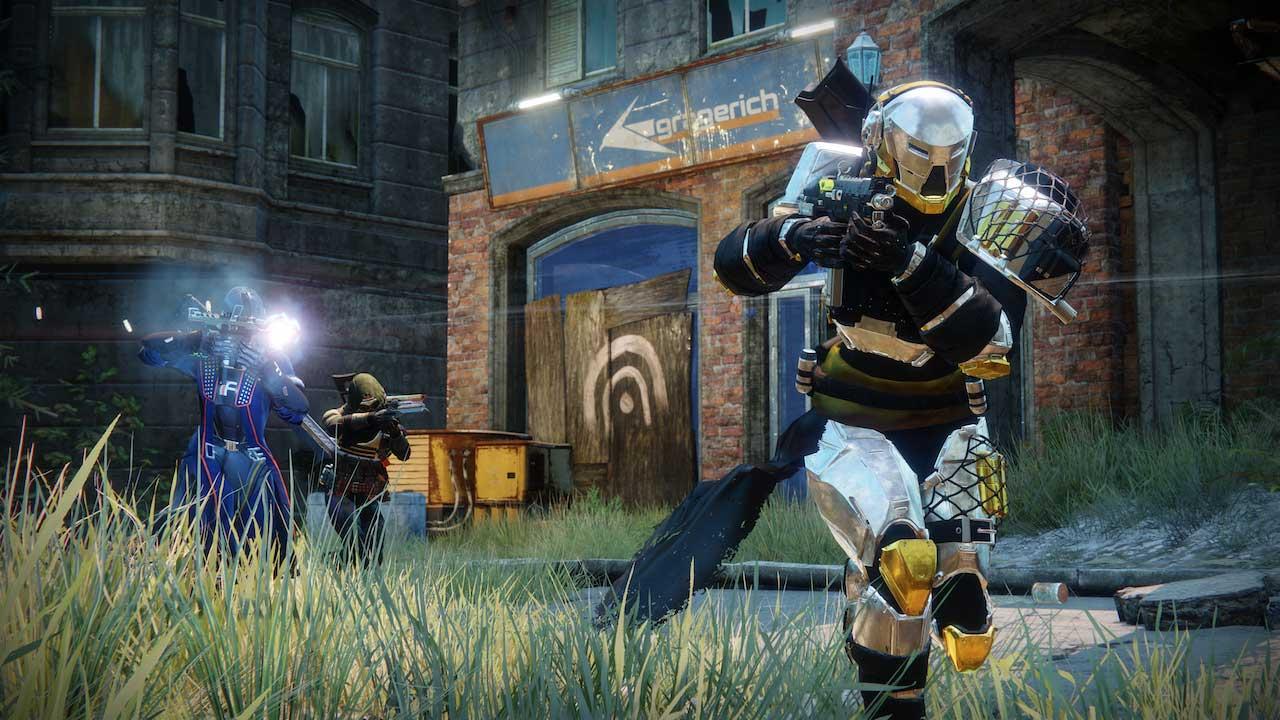 Destiny 2: So ist es in einem Lost Sector! – Verlorener Sektor Gameplay