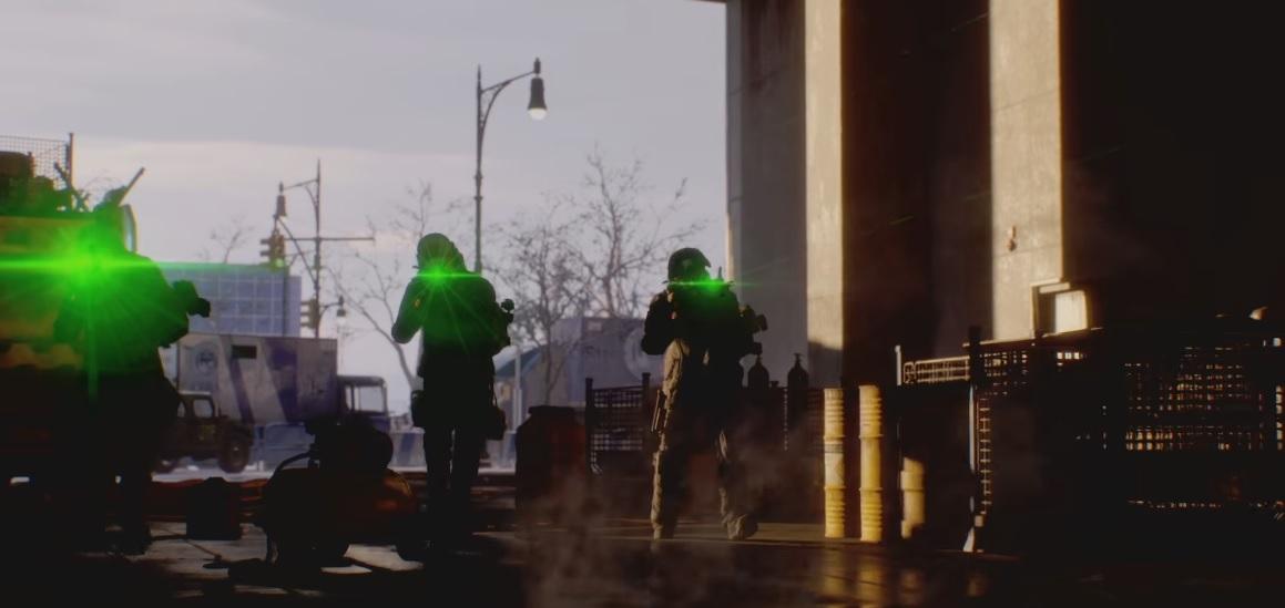So will Euch The Division zu Weihnachten an den MMO-Shooter binden