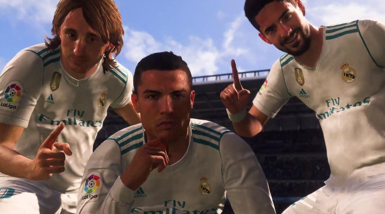 FIFA 18: Gamescom-Trailer erschienen – Zeigt dramatische Momente