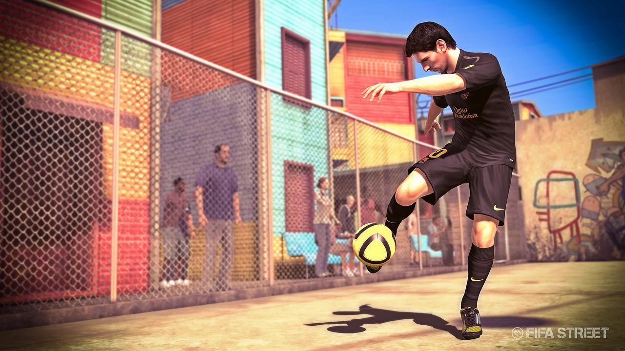 FIFA Street in FIFA 18? – Infos von der Gamescom