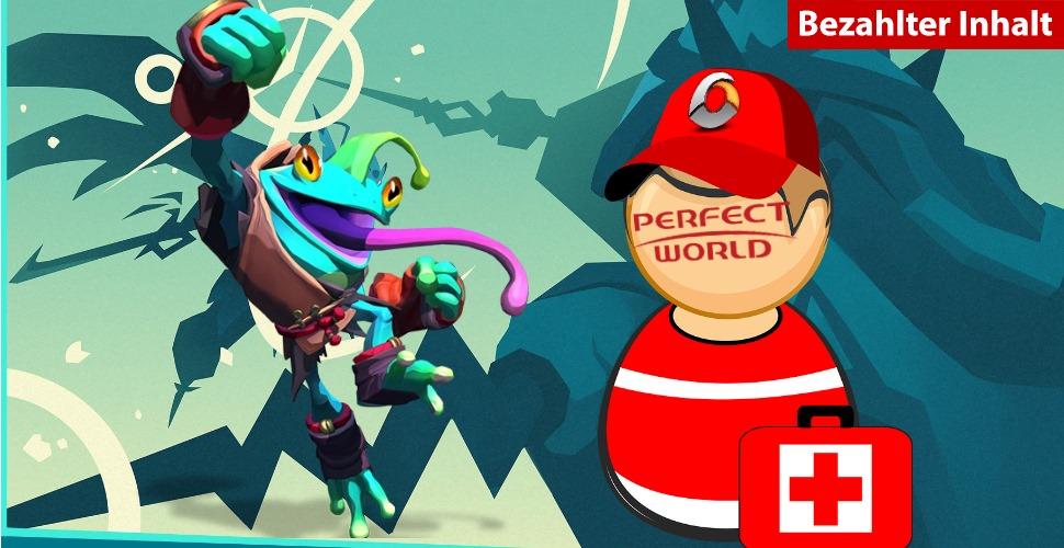 Kleines Gaming-Wunder – Wie es Gigantic doch noch zum Release geschafft hat