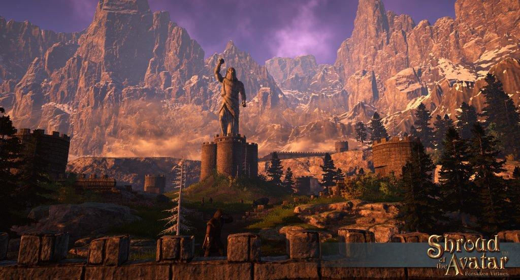 Shroud of the Avatar: Europa ist Ultima-Land – Partner für EU-Release