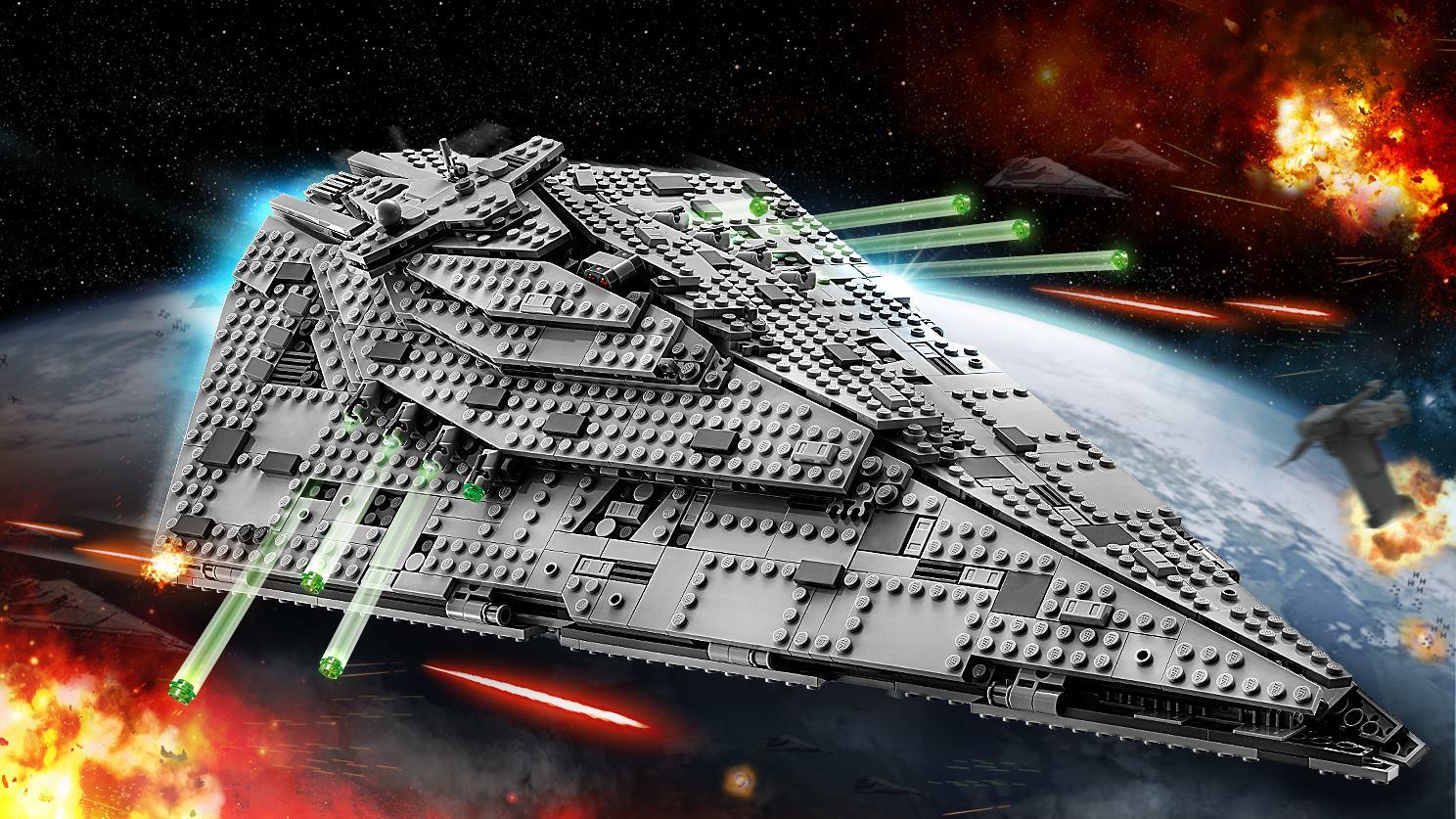 10% Rabatt auf LEGO Star Wars-Sets bei Galeria Kaufhof