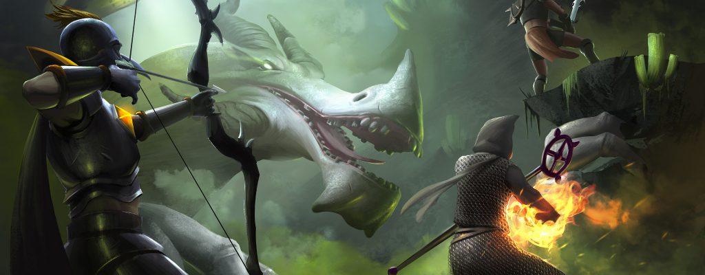 Runescape-Macher arbeiten an neuem Next-Gen-MMORPG