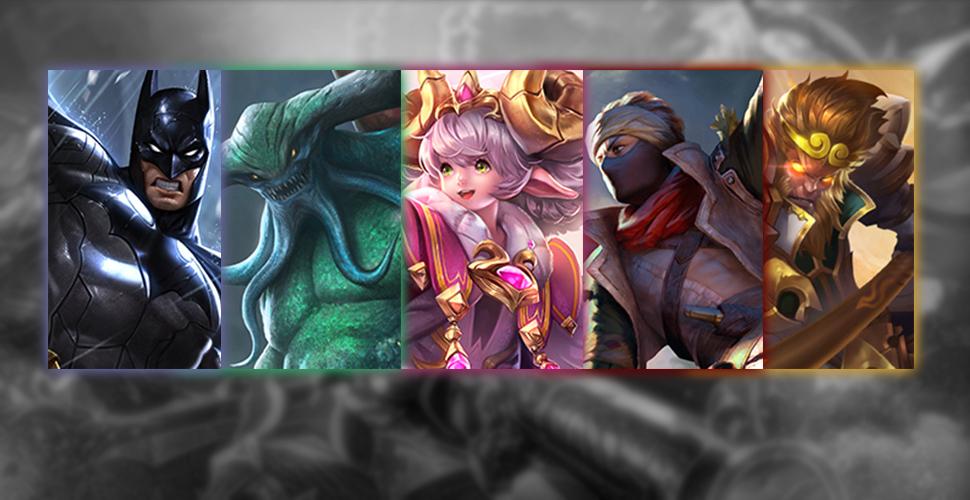 Arena of Valor: Tier-List – Das sind die besten Helden