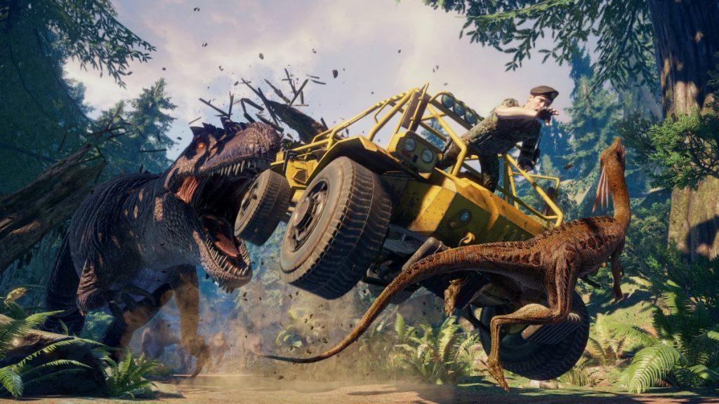 Virtueller Jurassic-Park kommt im Dezember – ARK Park für PSVR