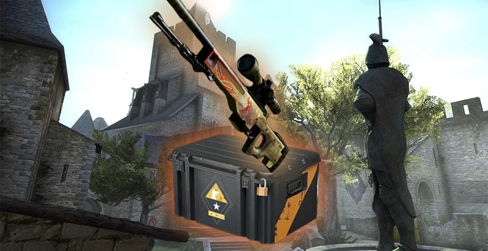 CS:GO: Lootbox-Chancen – So hoch ist die Chance auf seltene Skins