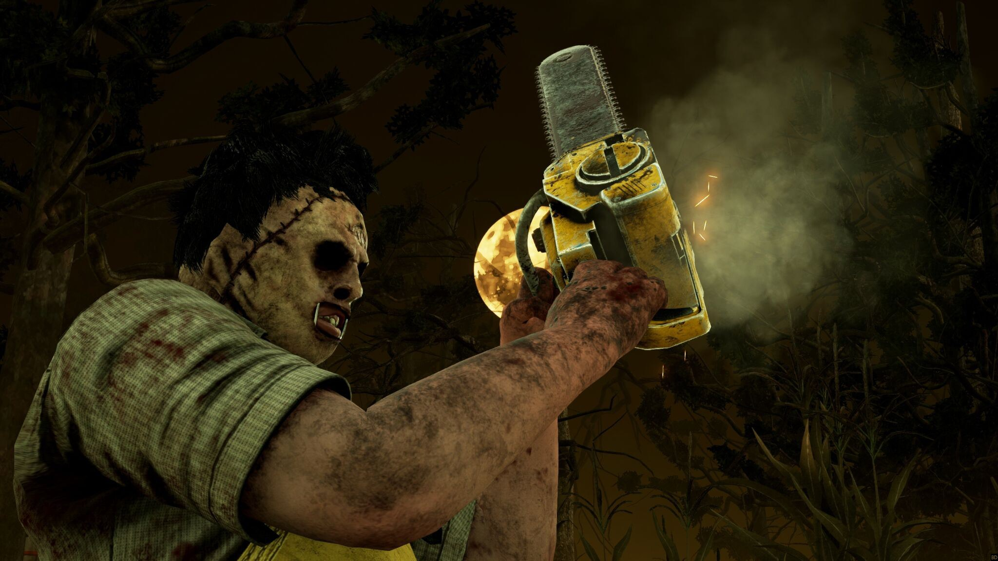 Dead by Daylight Leatherface Chainsaw