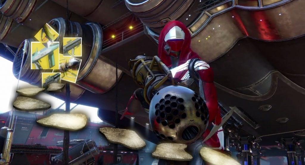 Destiny 2: Alle Exotischen Waffen und wie man sie bekommt