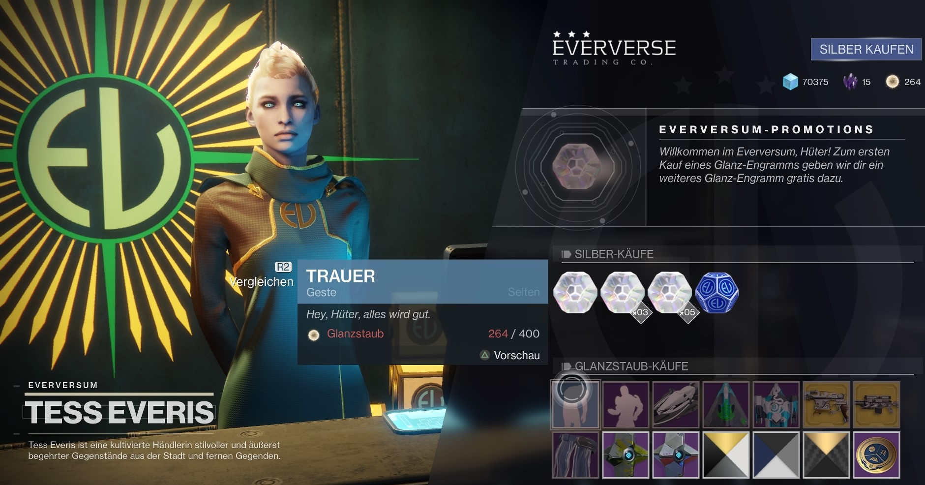 Destiny 2: Trotz schwieriger Stimmung herrschen goldene Zeiten im Cash-Shop – Bungie reagiert