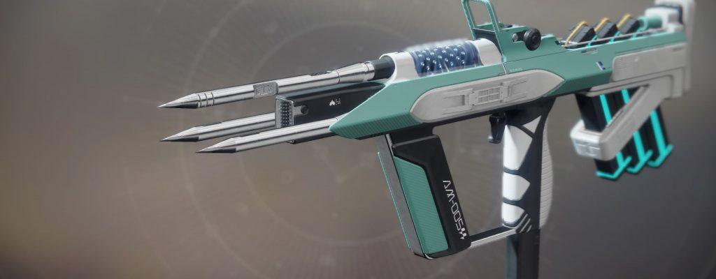 Destiny 2: Risikoreich – Was taugt die einzige, exotische SMG?