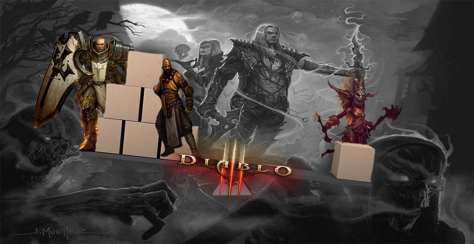 Maximale Balance? Patch 2.6.1 soll in Diablo 3 vieles besser machen