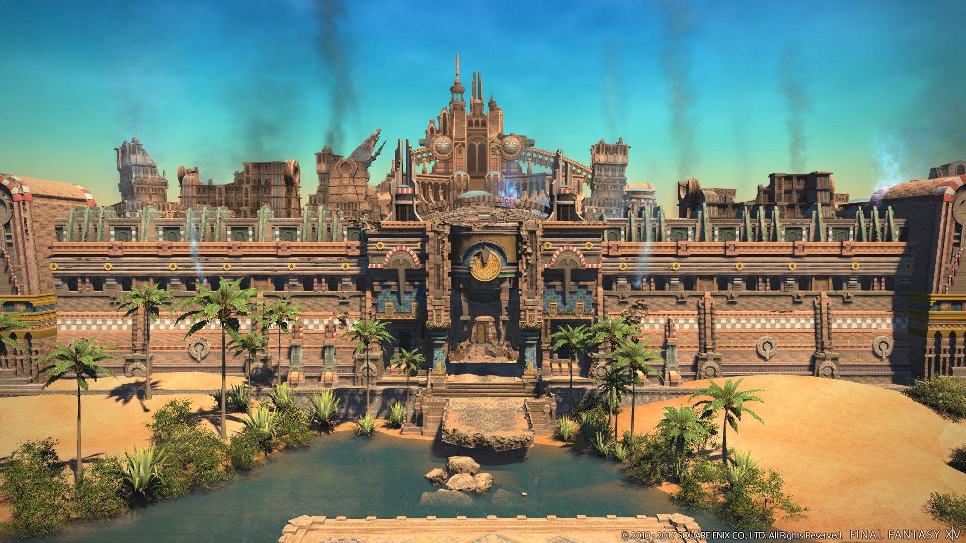 Housing in Final Fantasy XIV außer Kontrolle – 1 Milliarde Gil pro Haus?