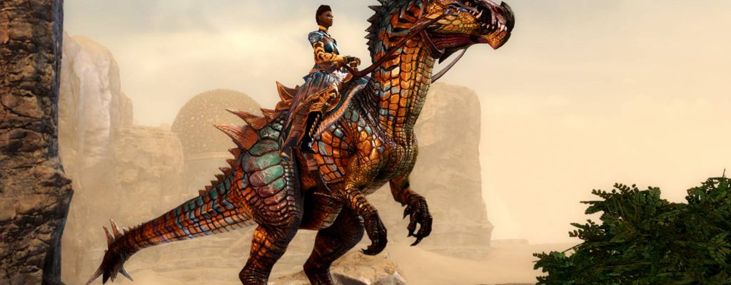 Mobile-MMORPG triumphieren – Umsatz von Guild Wars 2 steigt