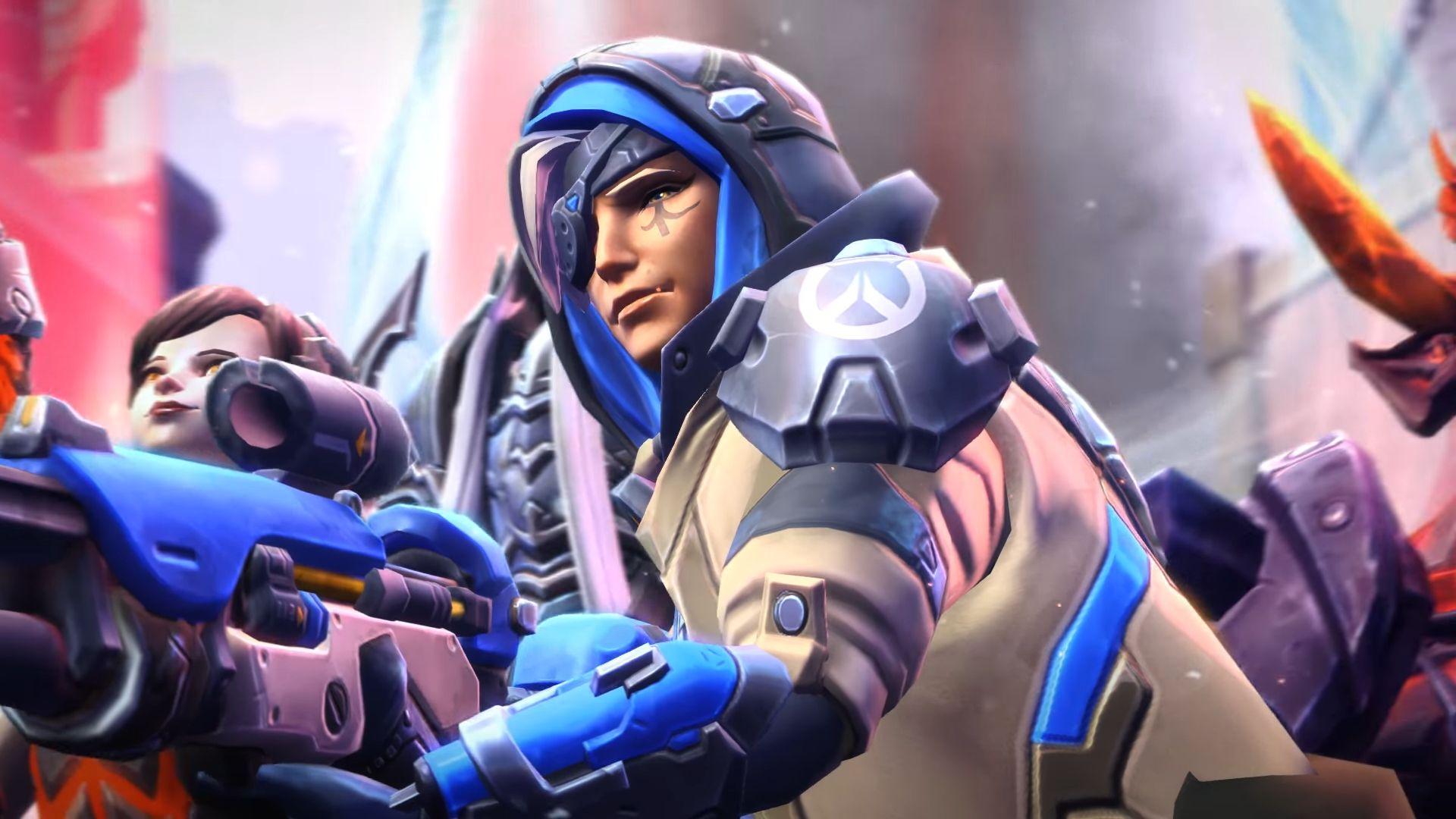 Overwatch-Helden Ana & Junkrat kommen zu Heroes of the Storm