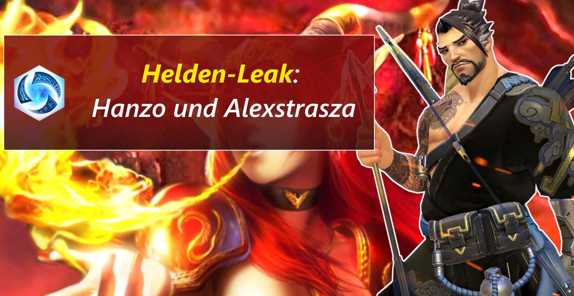 Heroes of the Storm Leak: Hanzo und Alexstrasza als neue Helden?
