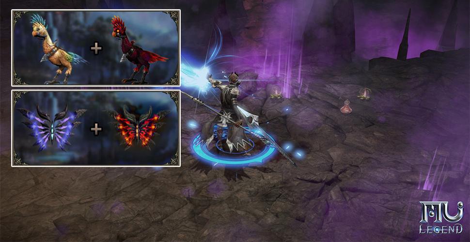 MU Legend: Frontier-Packs vorgestellt – Stresstest erfolgreich
