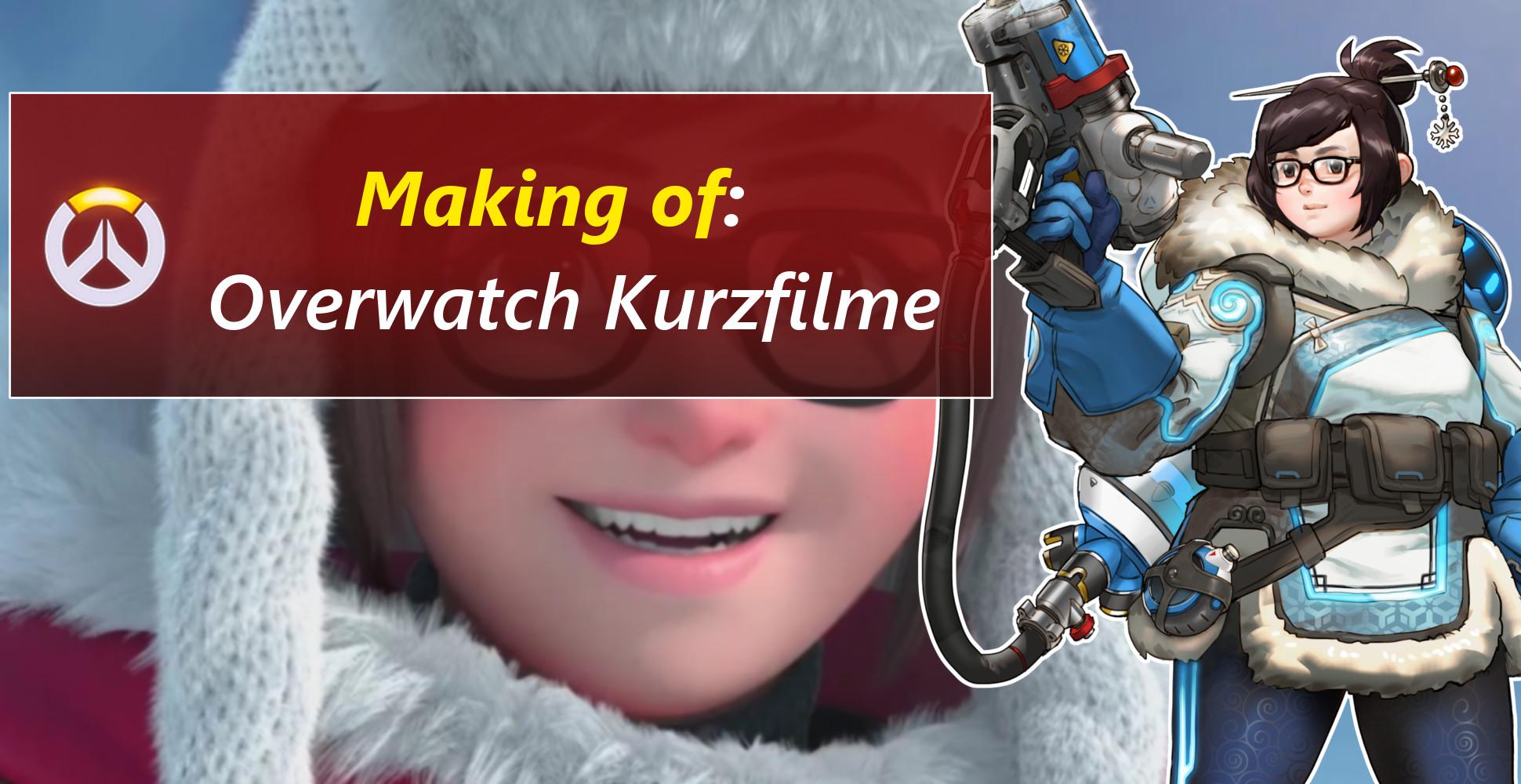 """Overwatch: """"Story ist so wichtig wie der Schaden der Waffen"""" – Making of Wintererwachen"""