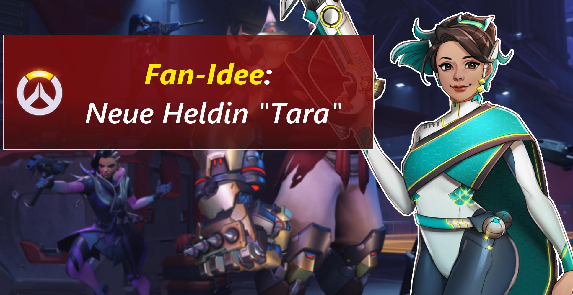 Overwatch-Chef Kaplan lobt dieses Fan-Konzept einer neuen Heldin!